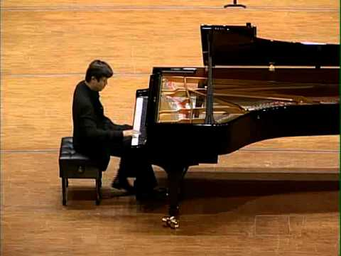 Ning An Chopin Impromptu in A flat Major op. 29 August 2010