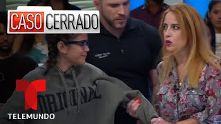Episode: Protecting the aggressor 👨‍👧  🗣️👩🏼 | Case Closed | Telemundo English