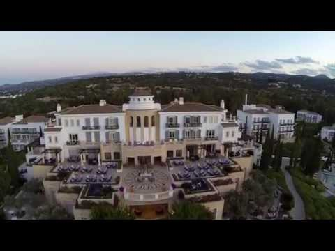 Anassa Hotel View From The Top (Polis Chrysochous Cyprus )