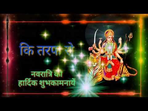 #sachi Re Mari Sat Re #bhavani Maa #2019| Garba Status