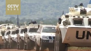 China contributes to UN peacekeeping in Africa
