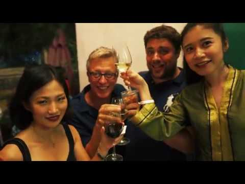 Welcome Reception - Hanoi Hostelworld Conference