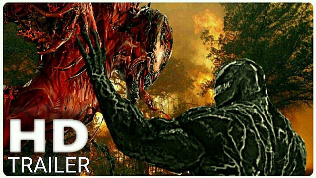 Venom 2 Carnificina Total Teaser Trailer Dublado 2020 Tom Hardy