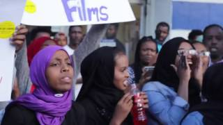 Violent somalis In Minneapolis - Please Watch All Of It