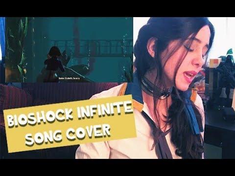 """Will the Circle Be Unbroken"" from Bioshock Infinite cover||موزیک متن بایو شاک +کازپلی الیزابت"
