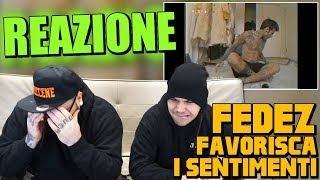 FEDEZ - FAVORISCA I SENTIMENTI | RAP REACTION 2017 | ARCADE BOYZ