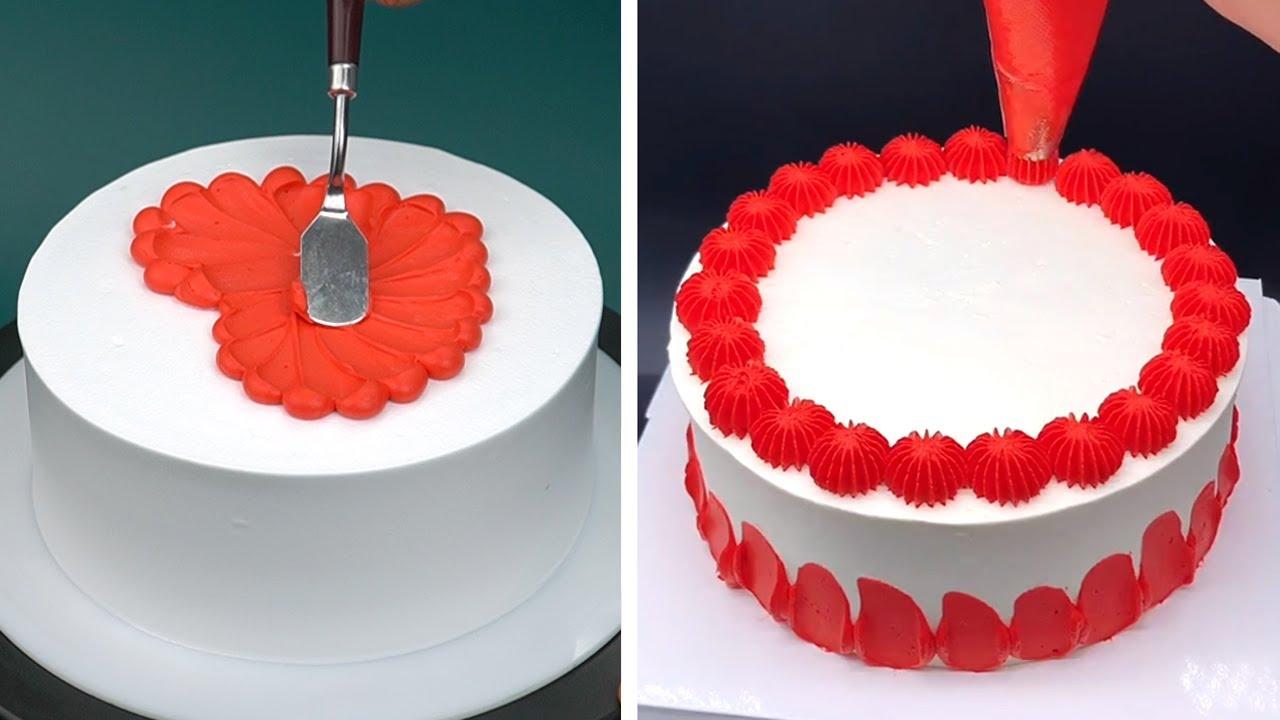 Awesome Cake Decorating Ideas Like A Pro | So Yummy Chocolate Cake Decorating Recipes | Perfect Cake