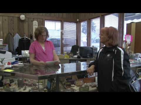 Indiana's Flea Markets: A Documentary (Starts at 1:05)