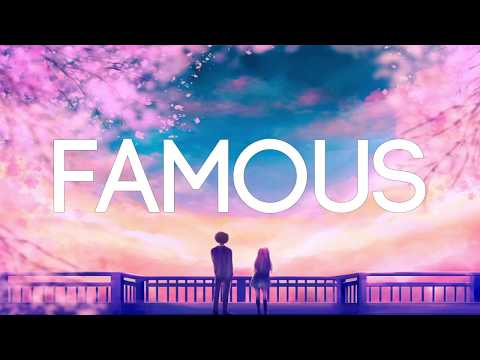 Mason Ramsey (Yodeling Kid Walmart) - Famous - (Lyric/Lyrics Video)
