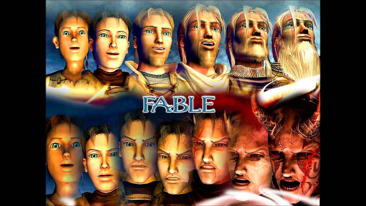 """Image result for fable good or evil"""""""