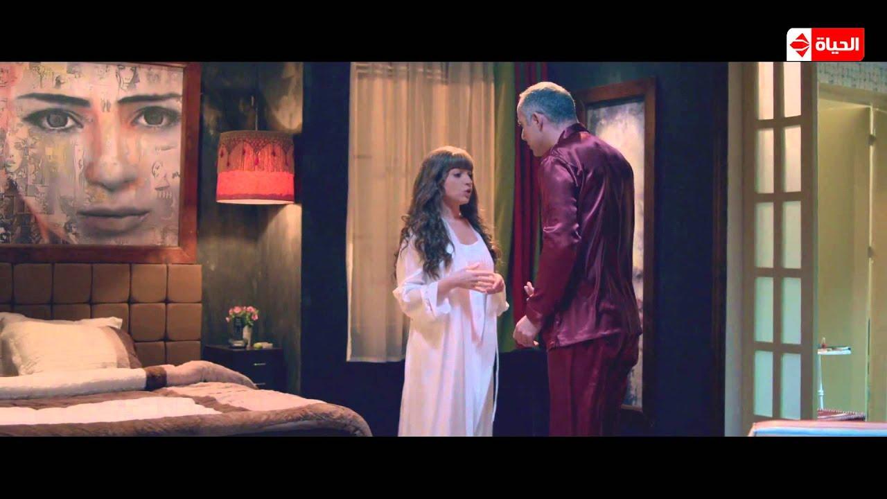 مي عز الدين ترفض زوجها فى ثانى يوم زواج ما هو رد فعلك لو حصلك كده الحلقة 4 حالة عشق