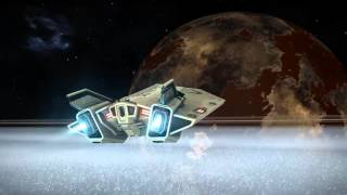 Elite Dangerous - The Ice Ring of Death