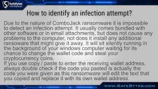 Beware of ComboJack, the Wallet stealing malware