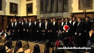 """The Pitchforks of Duke University - """"The First Noel"""""""