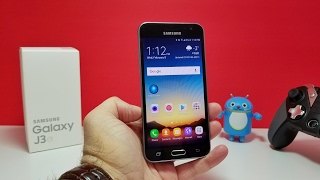 Samsung Galaxy J3 2016 REVIEW - Is a entry level Samsung Phone worth it?