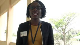 #IDEPCourses - Interview with Daphne BABIRYE from UGANDA