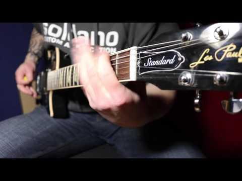 Heavy Riffs - Marshall DSL100 + Gibson Les Paul Standard