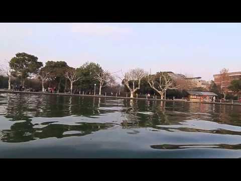 West Lake, Huangzhou, Zhejiang Province, South East China