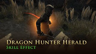 Path of Exile: Dragon Hunter Herald