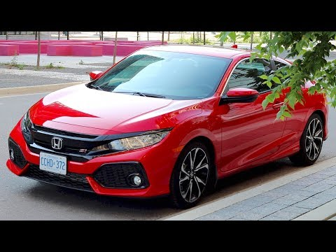 Honda Civic Si Coupe Review