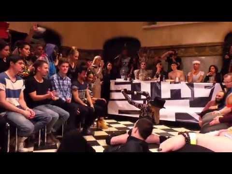 Inxi Prodigy vs Nicki Ninja Vogue TFTB