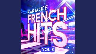 Le Temps De La Rengaine (In the Style of Serge Lama) (Karaoke Version)