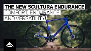 The new SCULTURA ENDURANCE - comfort, endurance and versatility.