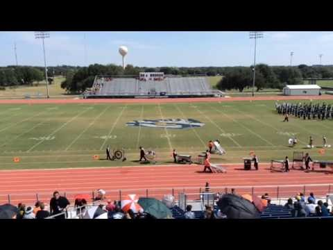 Goliad High School Band Marching Contest Gonzales Only