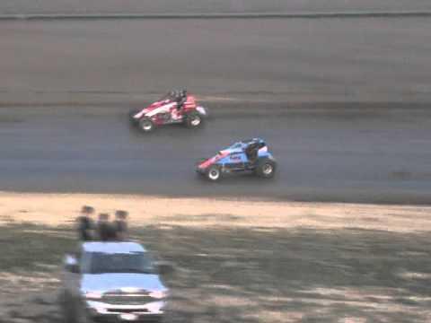 Waynesfield Motorsports Park 4.26.09 Non Wing Sprints Feature