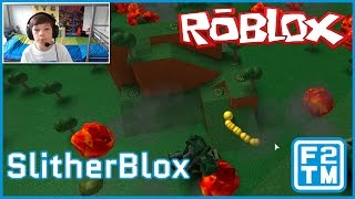 Roblox SlitherBlox (EATING SNAKE PEOPLE)