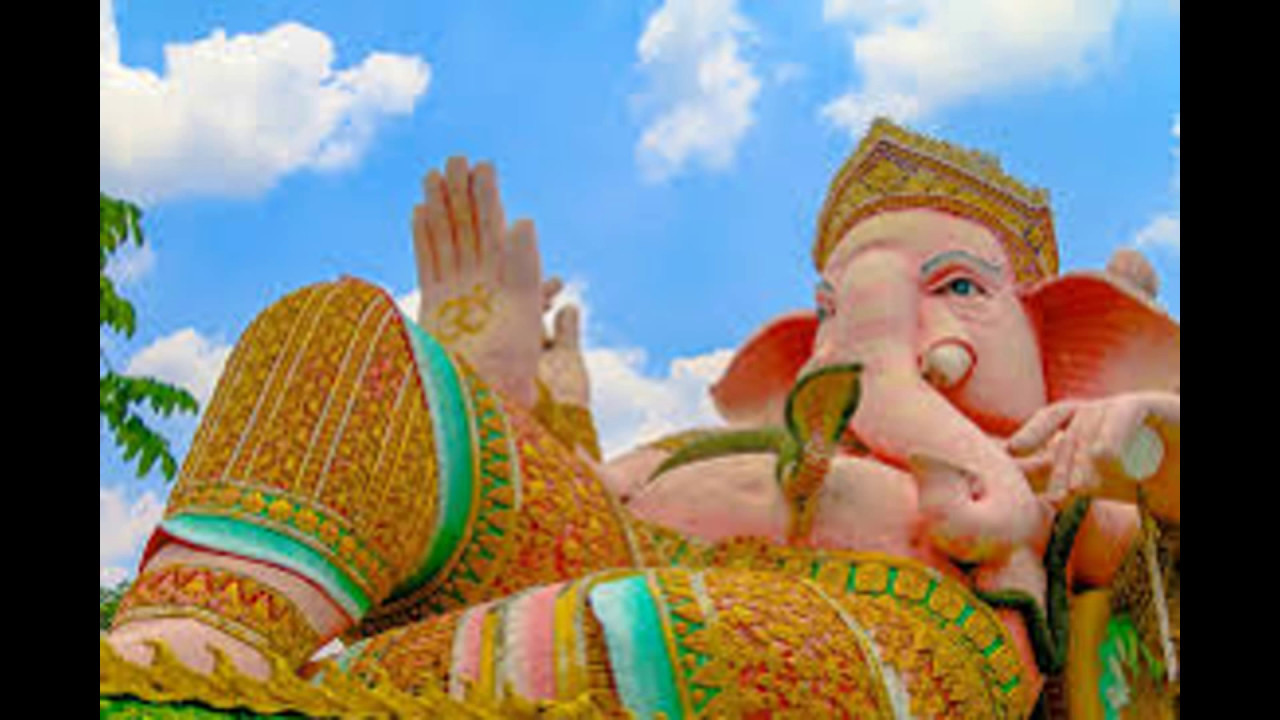 Good Morning Ganesha Whatsapp Images Gif Pics Photos Wallpapers Collection Video