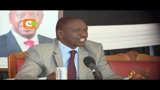 Rais Kenyatta asema upinzani unaogopa uchaguzi