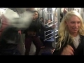 Man Slaps Soul Out of Girl on NY Subway (Best Analysis)