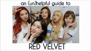 Download an unhelpful guide to red velvet (2018) Mp3 and Videos