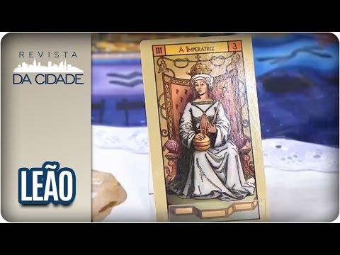 Previsão de Leão 26/02 à 04/03 - Revista da Cidade (27/02/2017)