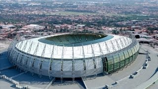 The 20 most beautiful and modern stadiums in the world!