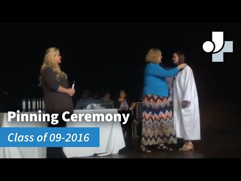 Ameritech College of Healthcare Pinning Ceremony - September 2016