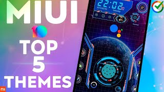 Download Top 5 Best Amazing Miui 10 Themes February 2019 MP3, MKV