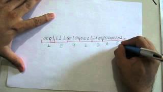 Binario para Hexadecimal e Octal thumbnail