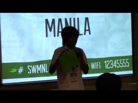 Startup Weekend Manila 5 - Fire Pitches