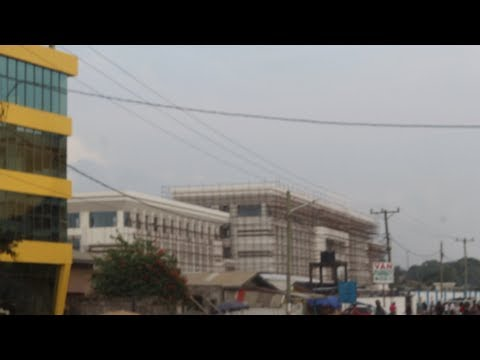 Driving through Monrovia  part 4 | December 2018 | SheaMoringaTV