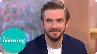 Dan Stevens' Daughter Helped Design Belle's Dress in Beauty and the Beast | This Morning