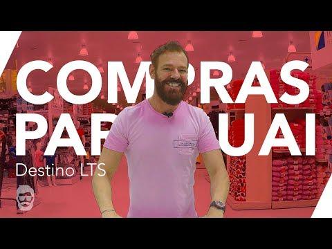 Compras no Paraguai: Escapadinha | LTS