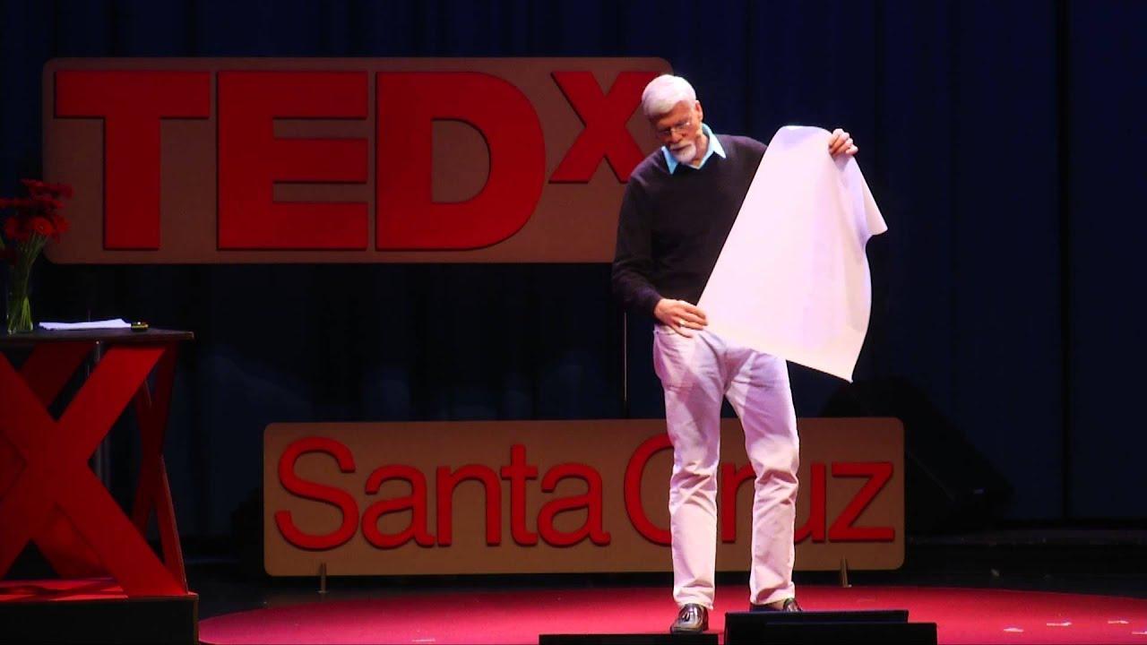 Cultivating Collaboration: Don't Be So Defensive!   Jim Tamm   TEDxSantaCruz