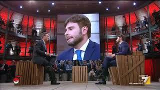 L'intervista ad Alessandro Di Battista (M5S)
