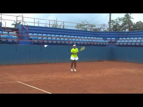 Sunday of tennis in Panama