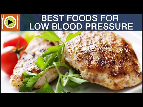 Best Foods To Cure Low Blood Pressure