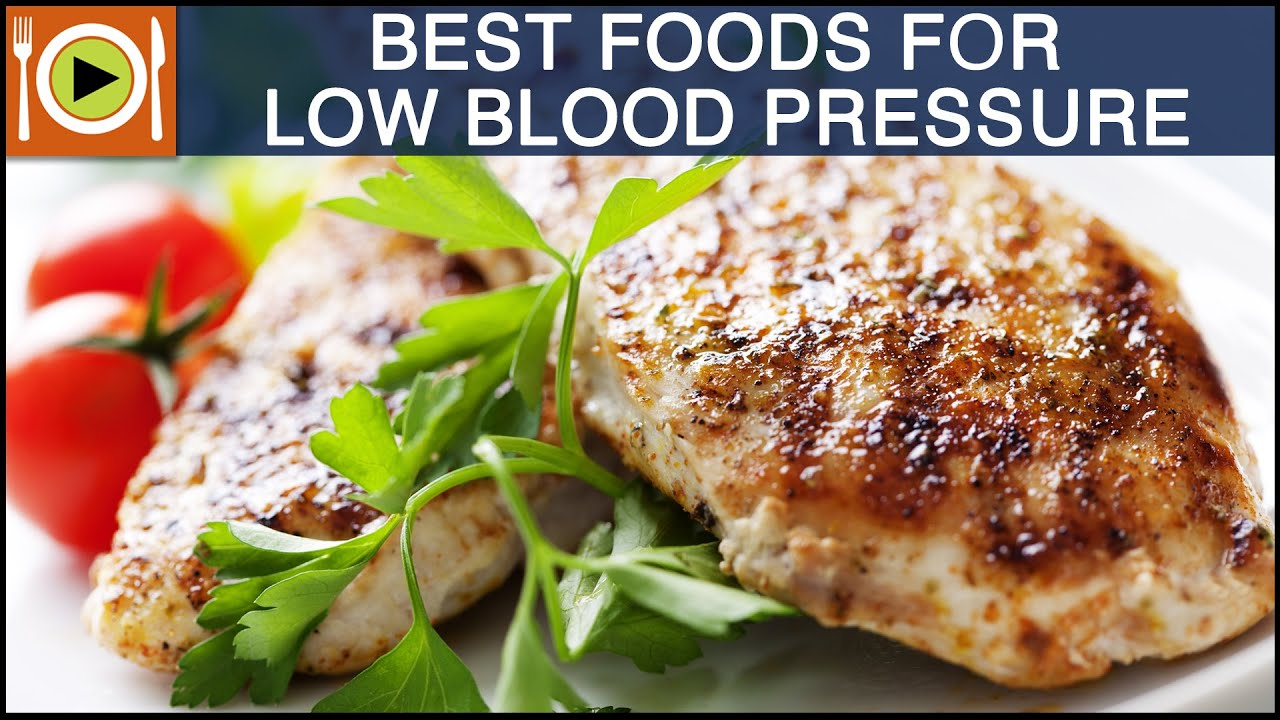 Best Foods to Cure Low Blood Pressure | Healthy Recipes ...