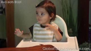 Ava Eats Brazil (global Table Adventure)