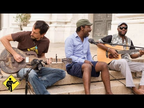 Crazy | Clarence Bekker | Playing For Change | Live Outside